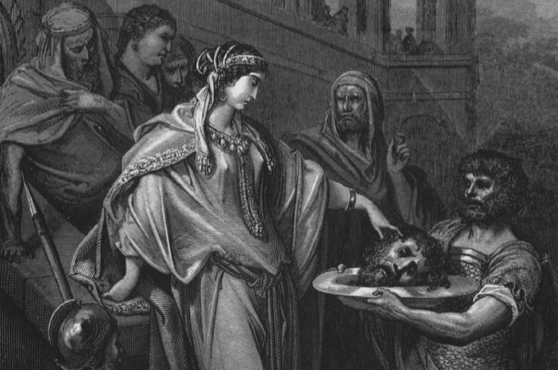 Execution of John the Baptist