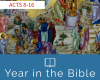 Year in the New Testament Podcast: Acts 8-16