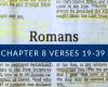 Rom. 8:19–39